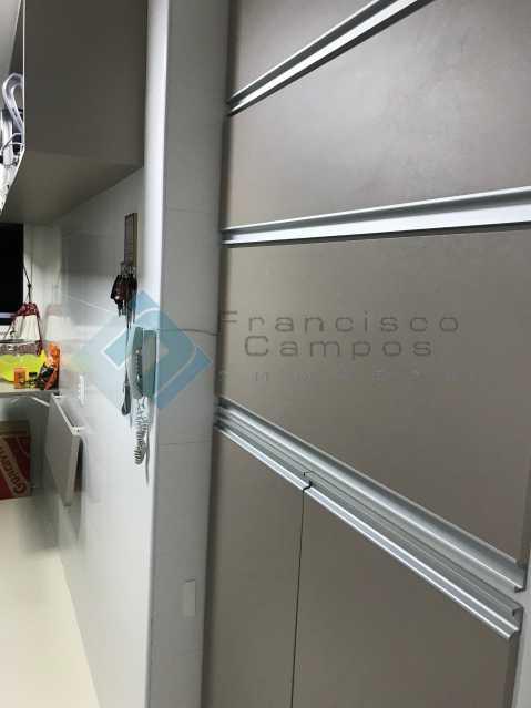 IMG_7379 - Apartamento À Venda - Cachambi - Rio de Janeiro - RJ - MEAP30042 - 17