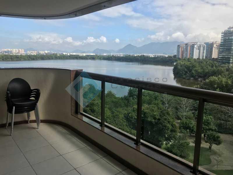 IMG_0392 - Apartamento 4 quartos à venda Barra da Tijuca, Rio de Janeiro - R$ 1.600.000 - MEAP40013 - 4