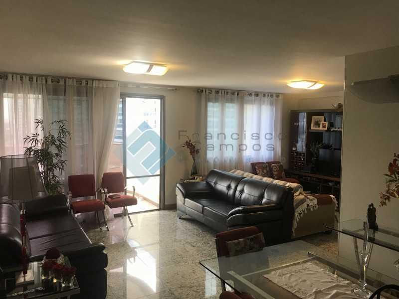 IMG_0418 - Apartamento 4 quartos à venda Barra da Tijuca, Rio de Janeiro - R$ 1.600.000 - MEAP40013 - 1