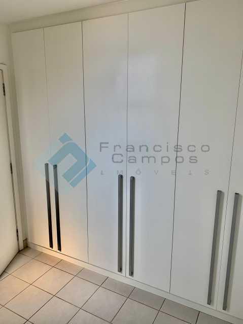 IMG_3476 - Apartamento Barra da Tijuca, Rio de Janeiro, RJ À Venda, 3 Quartos, 215m² - MEAP30043 - 23