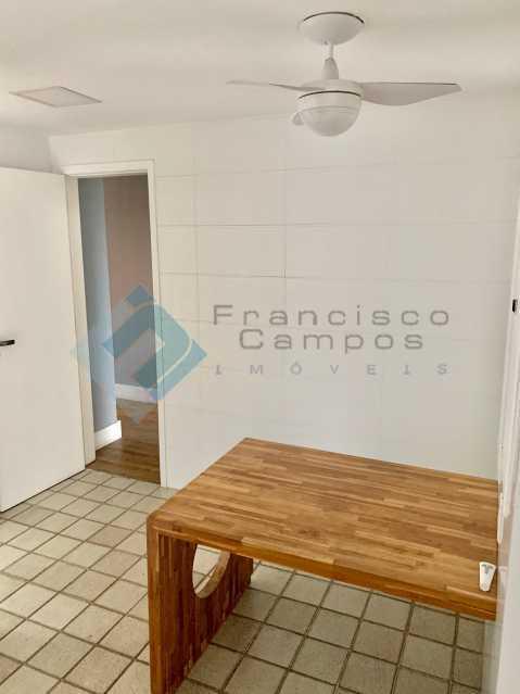 IMG_3479 - Apartamento Barra da Tijuca, Rio de Janeiro, RJ À Venda, 3 Quartos, 215m² - MEAP30043 - 22
