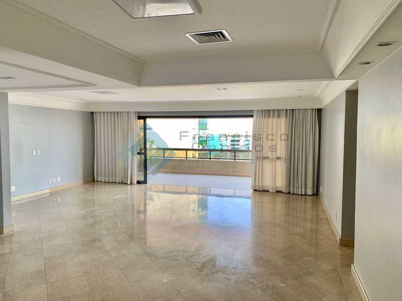 IMG_3481 - Apartamento Barra da Tijuca, Rio de Janeiro, RJ À Venda, 3 Quartos, 215m² - MEAP30043 - 1