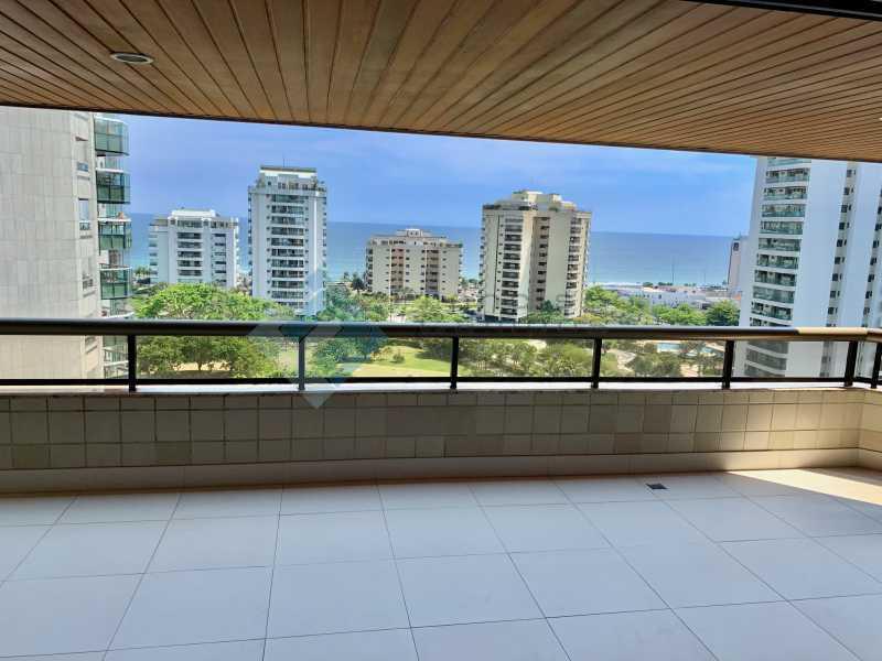 IMG_3482 - Apartamento Barra da Tijuca, Rio de Janeiro, RJ À Venda, 3 Quartos, 215m² - MEAP30043 - 6