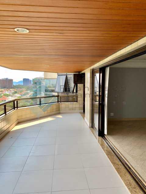 IMG_3483 - Apartamento Barra da Tijuca, Rio de Janeiro, RJ À Venda, 3 Quartos, 215m² - MEAP30043 - 5