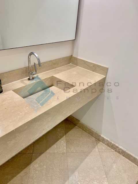 IMG_3485 - Apartamento Barra da Tijuca, Rio de Janeiro, RJ À Venda, 3 Quartos, 215m² - MEAP30043 - 7