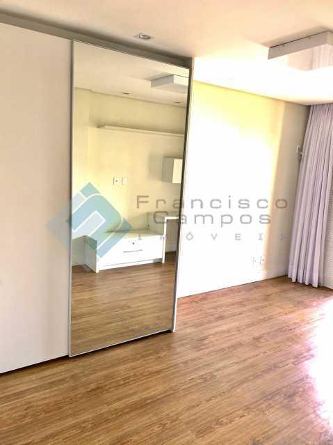 IMG_3494 - Apartamento Barra da Tijuca, Rio de Janeiro, RJ À Venda, 3 Quartos, 215m² - MEAP30043 - 14
