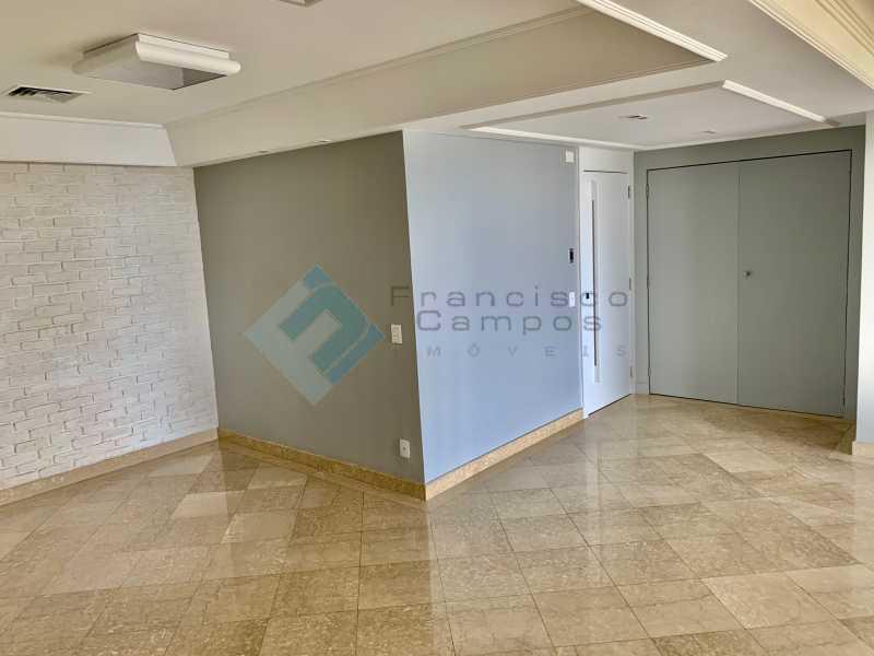 IMG_3499 - Apartamento Barra da Tijuca, Rio de Janeiro, RJ À Venda, 3 Quartos, 215m² - MEAP30043 - 4