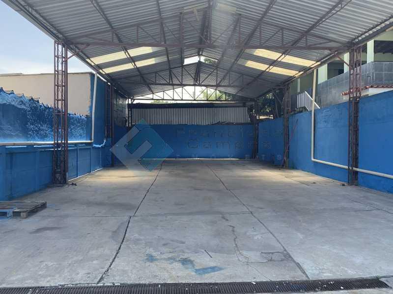 IMG_1111 - Galpão Para Alugar - Engenho de Dentro - Rio de Janeiro - RJ - MEGA00001 - 3