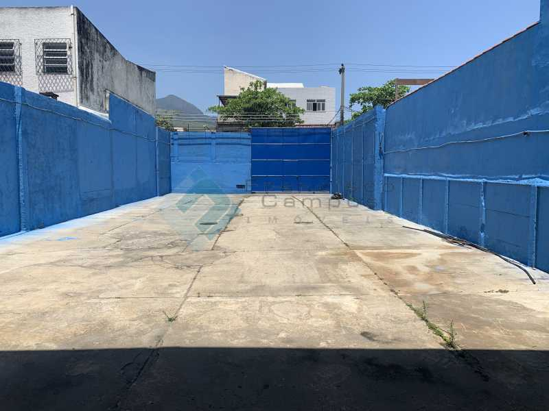 IMG_1112 1 - Galpão Para Alugar - Engenho de Dentro - Rio de Janeiro - RJ - MEGA00001 - 5