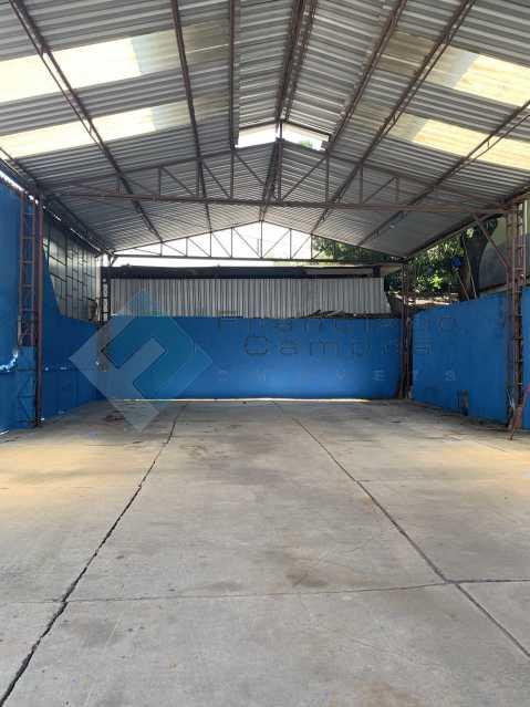 IMG_1113 - Galpão Para Alugar - Engenho de Dentro - Rio de Janeiro - RJ - MEGA00001 - 1
