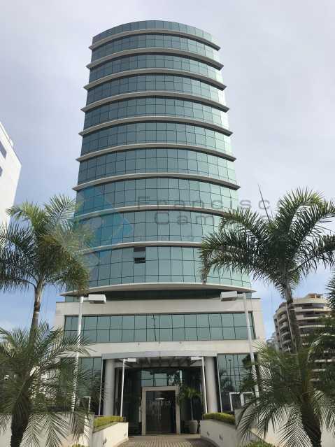 IMG_5118 - Sala Comercial Barra da Tijuca,Rio de Janeiro,RJ Para Venda e Aluguel,33m² - MESL00003 - 1
