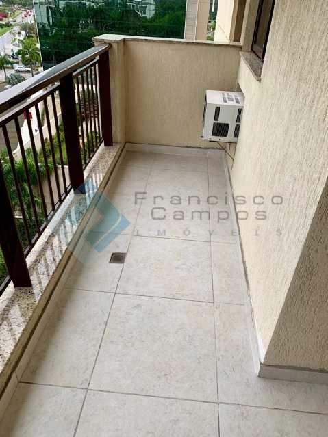 IMG_0197 - Apartamento Barra da Tijuca, Rio de Janeiro, RJ À Venda, 2 Quartos, 80m² - MEAP20077 - 11
