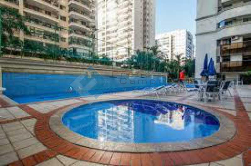 pisc 2 - Apartamento Barra da Tijuca, Rio de Janeiro, RJ À Venda, 2 Quartos, 80m² - MEAP20077 - 25