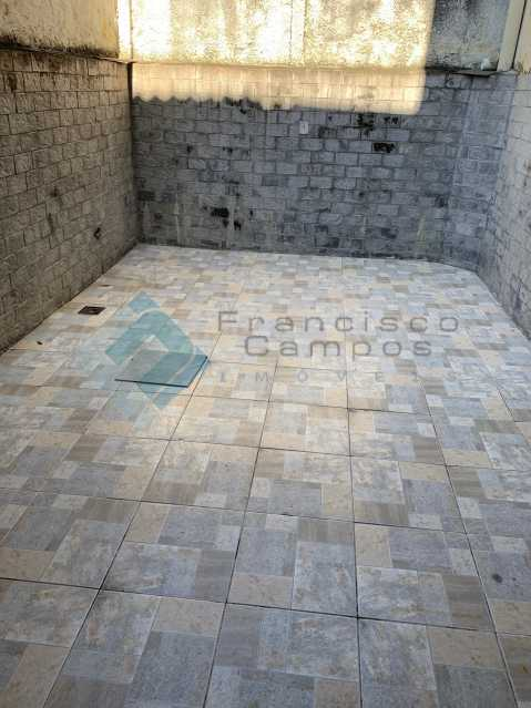 IMG_0238 - Casa de Vila À Venda - Cachambi - Rio de Janeiro - RJ - MECV30007 - 15
