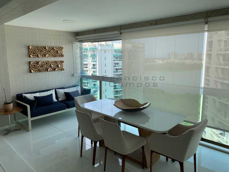IMG_1169 - Apartamento 3 quartos à venda Barra da Tijuca, Rio de Janeiro - R$ 1.560.000 - MEAP30047 - 3