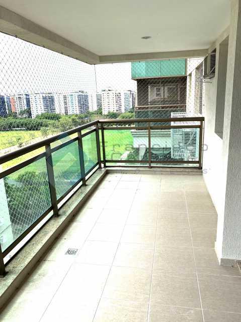 IMG_1551 - Apartamento Para Alugar - Barra da Tijuca - Rio de Janeiro - RJ - MEAP20083 - 1