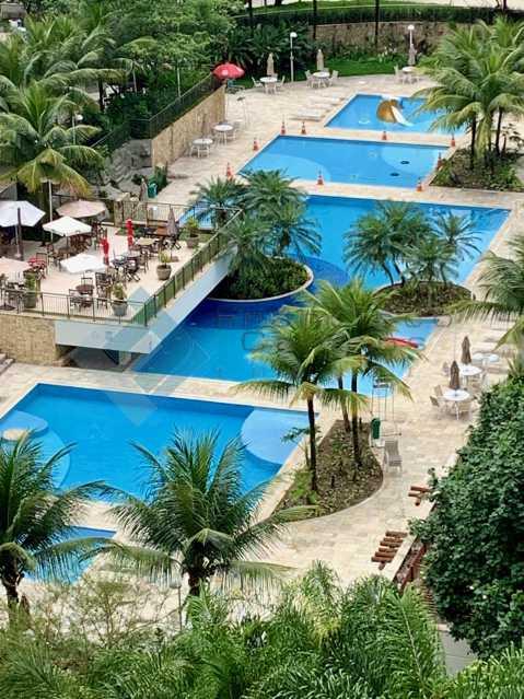IMG_1552 - Apartamento Para Alugar - Barra da Tijuca - Rio de Janeiro - RJ - MEAP20083 - 20