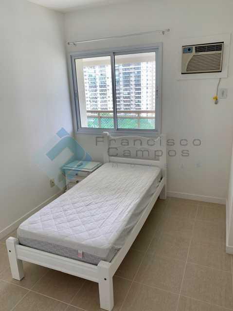 IMG_1564 - Apartamento Para Alugar - Barra da Tijuca - Rio de Janeiro - RJ - MEAP20083 - 10