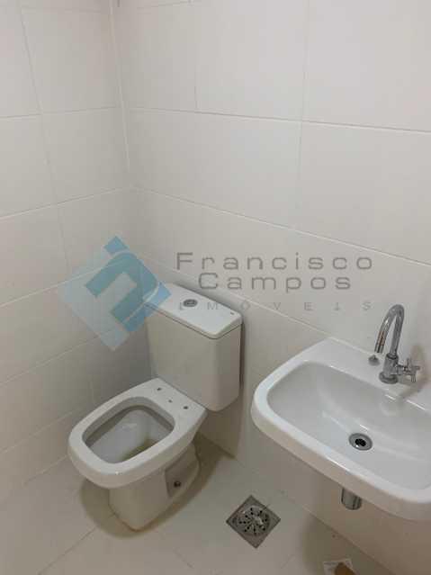 IMG_3822 - Sala Comercial 31m² para venda e aluguel Barra da Tijuca, Rio de Janeiro - R$ 190.000 - MESL00009 - 4