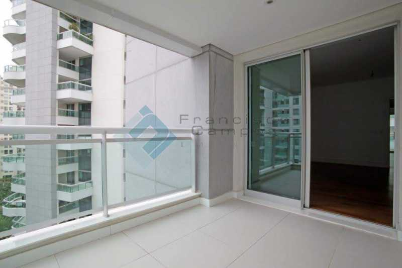 08_Varanda_Suite - Apartamento Península font vieille - barra da Tijuca - MEAP40018 - 9