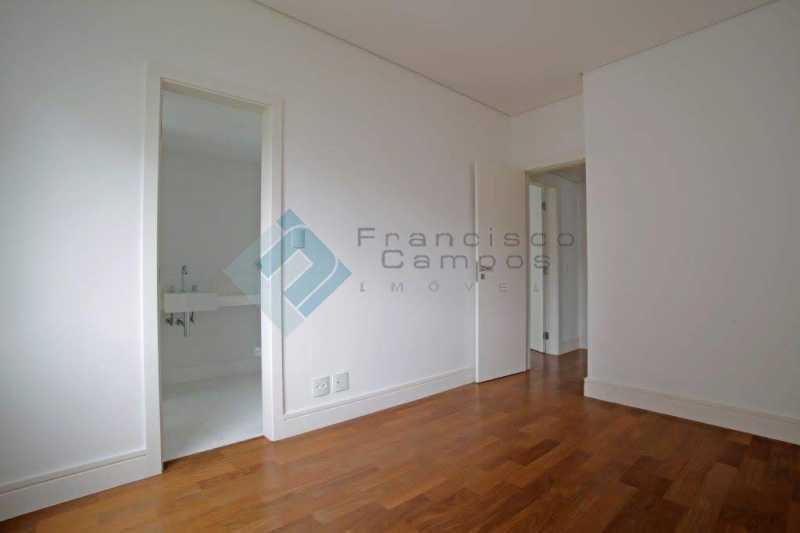 11_Quarto_Suite - Apartamento Península font vieille - barra da Tijuca - MEAP40018 - 12