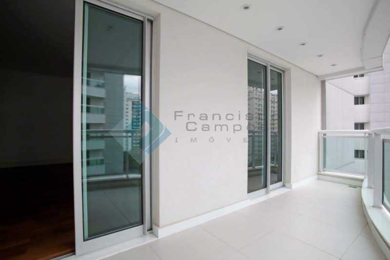 15_Varanda_Suite - Apartamento Península font vieille - barra da Tijuca - MEAP40018 - 16