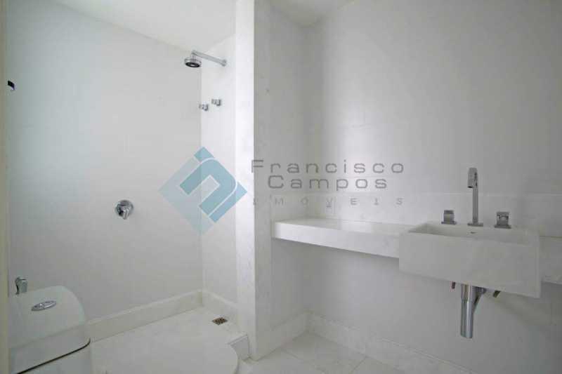 17_Suite - Apartamento Península font vieille - barra da Tijuca - MEAP40018 - 18