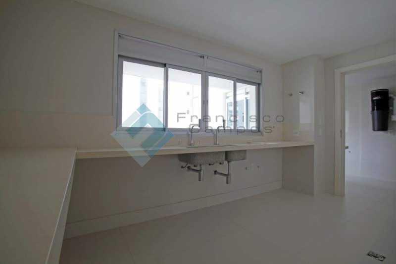 19_Cozinha - Apartamento Península font vieille - barra da Tijuca - MEAP40018 - 20