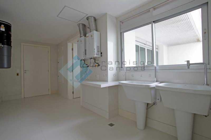 22_Area_de_Servic?o - Apartamento Península font vieille - barra da Tijuca - MEAP40018 - 23