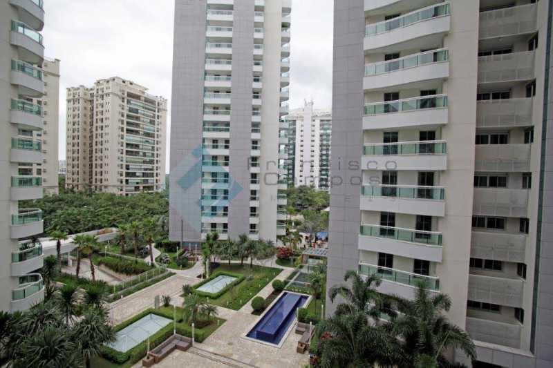 23_Vista - Apartamento Península font vieille - barra da Tijuca - MEAP40018 - 24