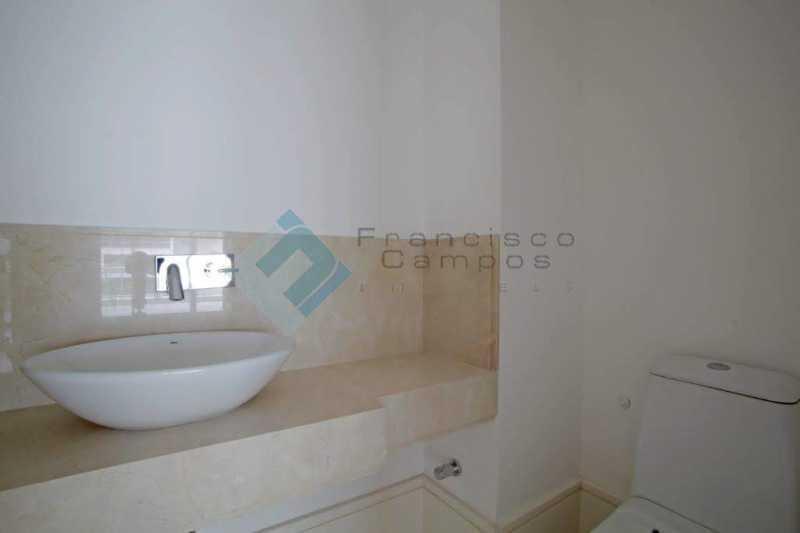 24_Lavabo - Apartamento Península font vieille - barra da Tijuca - MEAP40018 - 25