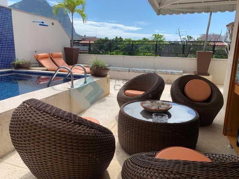 3e179fa4-21a7-465a-8943-7130c3 - Comprar cobertura jardim oceânico junto praia Barra da Tijuca - MECO50002 - 1