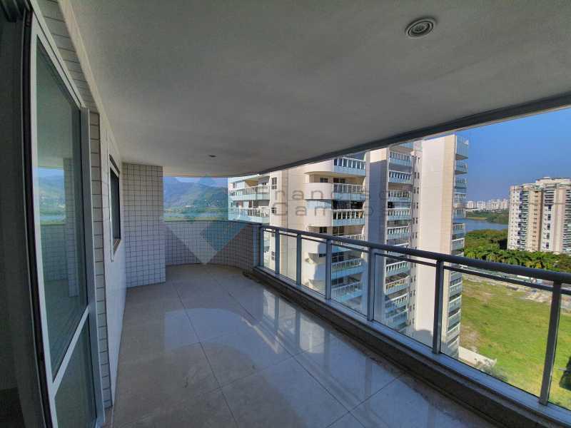 20200819_143552 - Apartamento 4 Quartos condomínio Soul - Península. - MEAP40026 - 1
