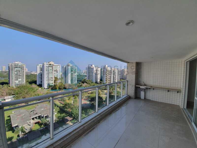 20200819_143601 - Apartamento 4 Quartos condomínio Soul - Península. - MEAP40026 - 3