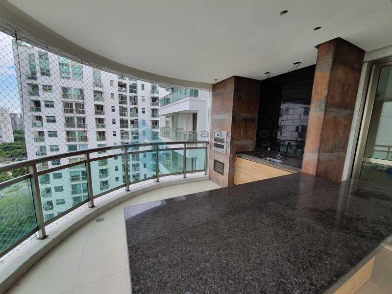 20210315_164101 - Apartamento À venda no condomínio Saint Barth Península, 4 suítes. - MEAP40037 - 7