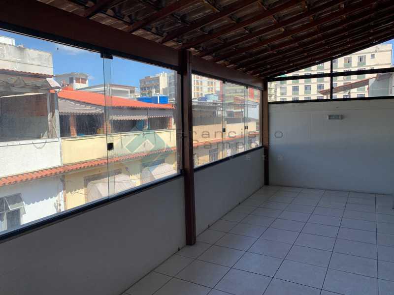 IMG_7152 - Copia - Cachambi, casa de vila 4 quartos - MECV40002 - 15