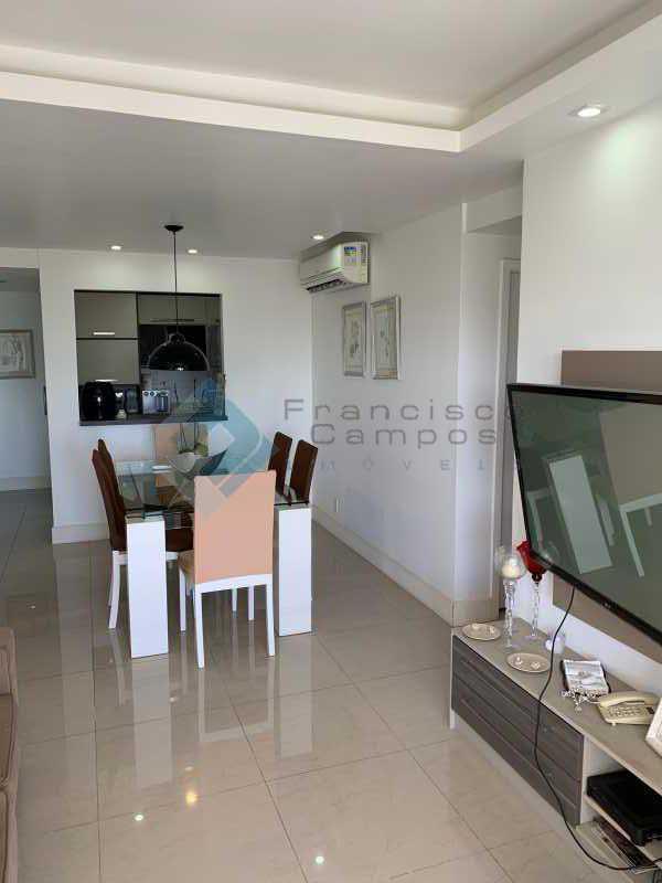 IMG_7175 - Península Way-Barra da Tijuca,varanda,3 quartos - MEAP30075 - 4