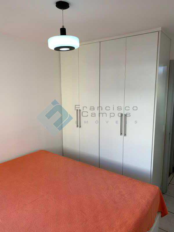 IMG_9314 - Botafogo apart com serviços -varanda, sala e quarto - MEAP10026 - 12