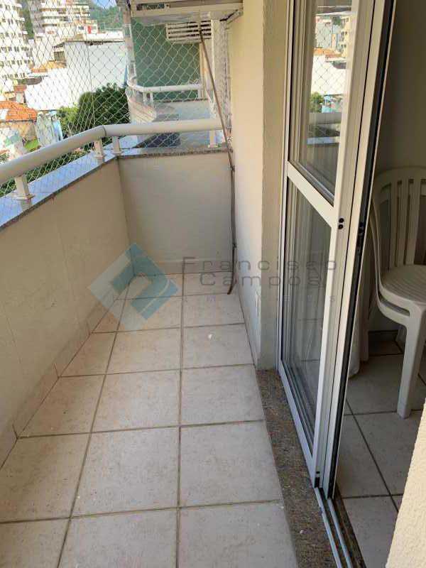 IMG_9320 - Botafogo apart com serviços -varanda, sala e quarto - MEAP10026 - 5