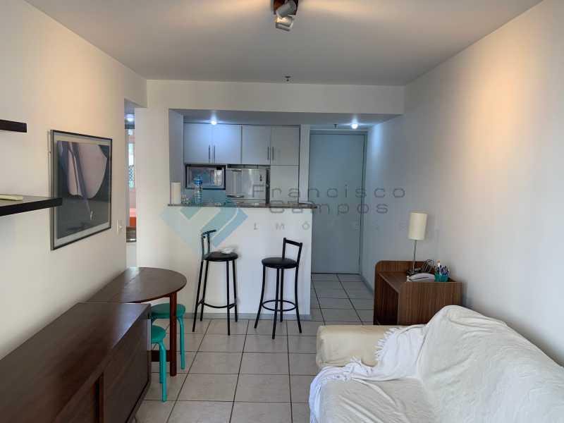 IMG_9324 - Botafogo apart com serviços -varanda, sala e quarto - MEAP10026 - 8