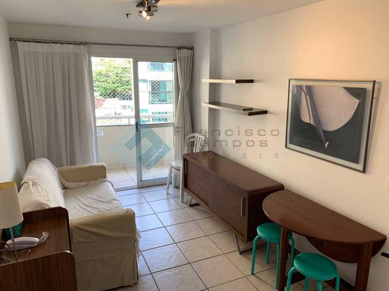 IMG_9326 - Botafogo apart com serviços -varanda, sala e quarto - MEAP10026 - 7
