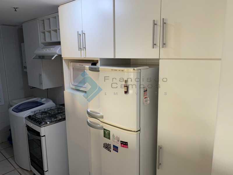 IMG_9327 - Botafogo apart com serviços -varanda, sala e quarto - MEAP10026 - 14