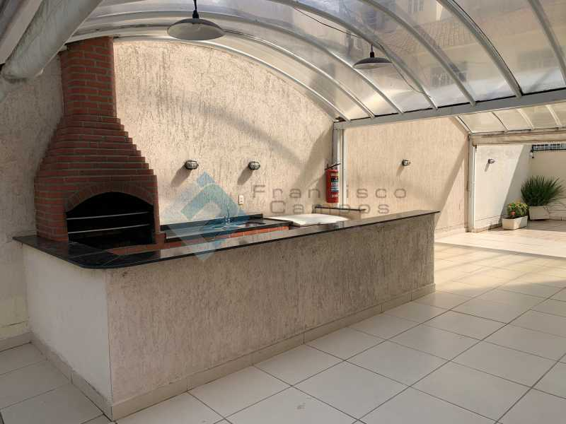 IMG_9335 - Botafogo apart com serviços -varanda, sala e quarto - MEAP10026 - 16