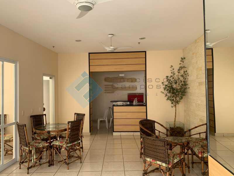 IMG_9336 - Botafogo apart com serviços -varanda, sala e quarto - MEAP10026 - 19