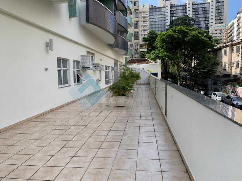 IMG_9339 - Botafogo apart com serviços -varanda, sala e quarto - MEAP10026 - 21