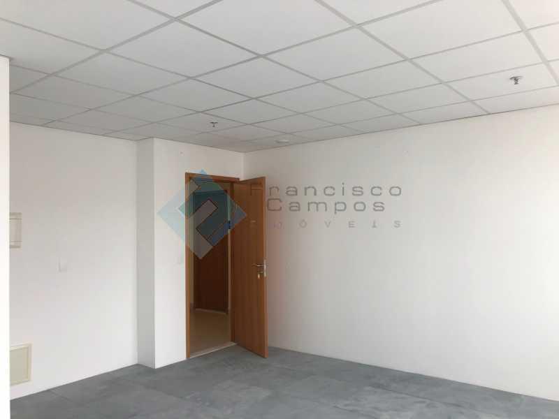 Porta Entrada Sl 404 - Neolink-sala comercial , Barra da Tijuca-RJ - MESL00014 - 1