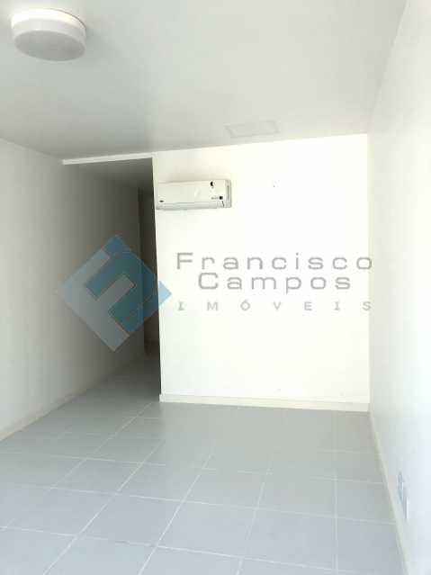 IMG_5733. - Barra da Tijuca, sala Comercial junto ao condomínio Ilha Pura - MESL00015 - 1