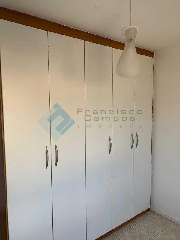 IMG_0116 - Portal do Méier, varandão, 2 quartos com armários - MEAP20136 - 10