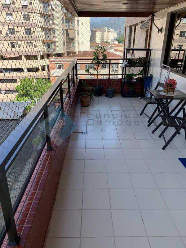 IMG_3054 - Cachambi,Varandão, 3 quartos (suite), 2 vagas - MEAP30081 - 3