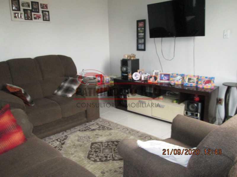 IMG_1444 - Excelente Apartamento, 2quartos, dependência completa, vaga de garagem na escritura - Penha - PAAP23937 - 5